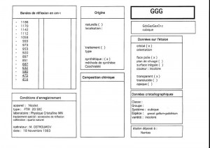 GGG. Table (IRS)